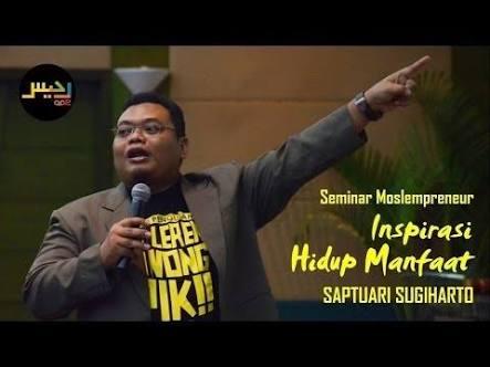 Saptuari Sugiharto